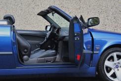 SAAB 9³ Aero Cabrio (MY02)